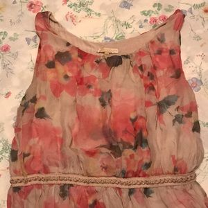 Floral Prontomoda Gusy maxi dress